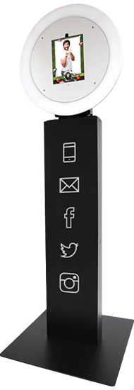 Social Media Kiosk
